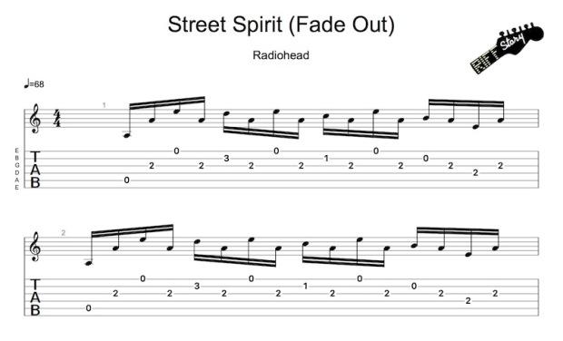 Street Spirit (Fade Out)-1