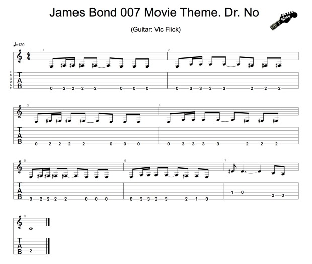 James Bond 007 Movie Theme. Dr. No -1.jpg