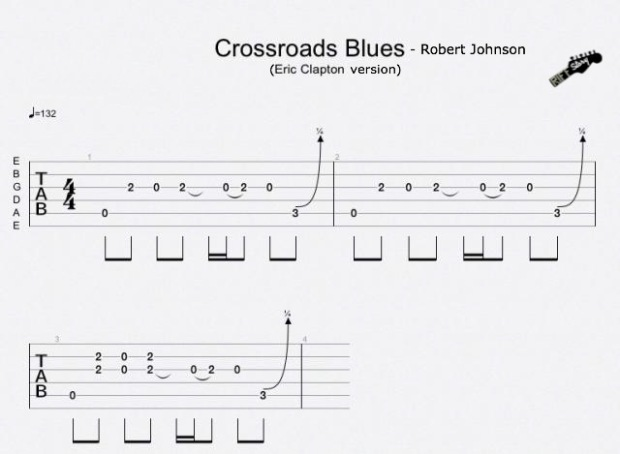 Cross Roads Blues Robert Johnson_0