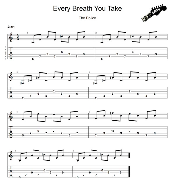 Every Breath You Take-1