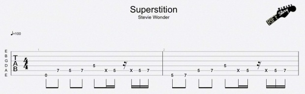 Superstition (Stevie Wonder)