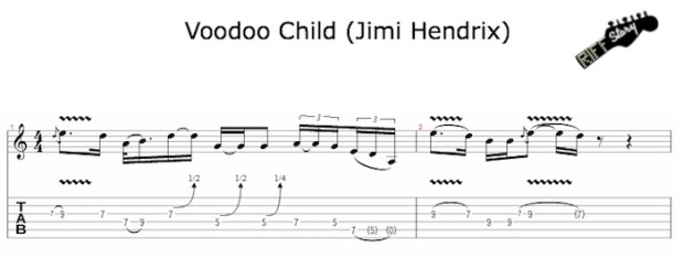 Voodoo Child Jimi Hendrix