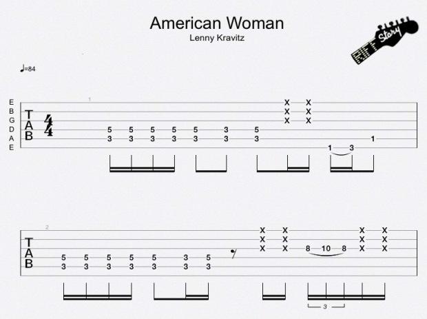 American Woman (Lenny Kravitz)