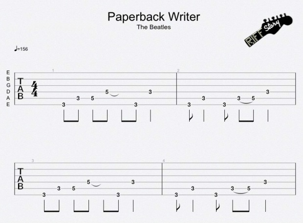 Paperback Writer (The Beatles)