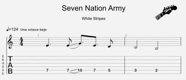 Seven Nation Army