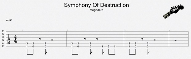 Symphony Of Destruction (Megadeth)