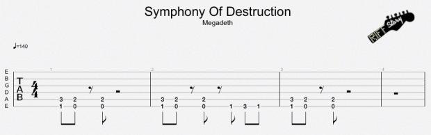 Symphony Of Destruction (Megadeth)