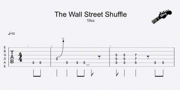 The Wall Street Shuffle 10cc