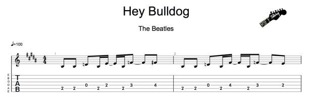 The Beatles - Hey Bulldog.jpg
