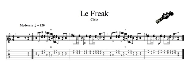 Chic - Le Freak-1