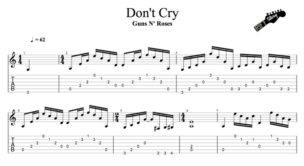 Guns N' Roses - Don_'t Cry (4)-1