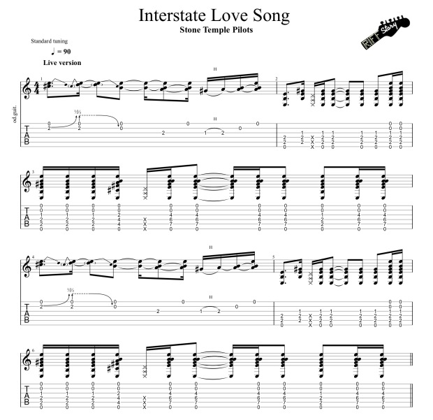 Stone Temple Pilots - Interstate Love Song (guitar pro)-1.jpg