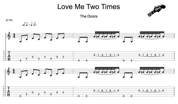 The Doors - Love Me Two Times-1