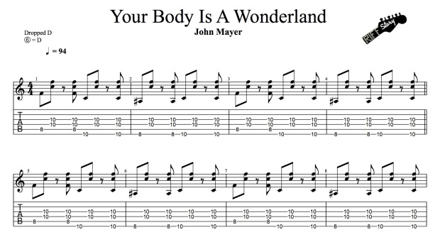 Mayer John - Your Body is a Wonderland (2)-1