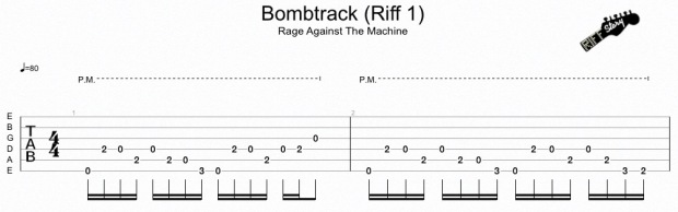 Bombtrack - Rage Against The Machine - Riff 1 copia.jpg