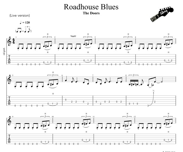 The Doors - Roadhouse Blues .jpg