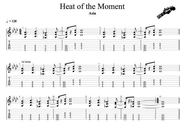 Asia - Heat Of The Moment-1