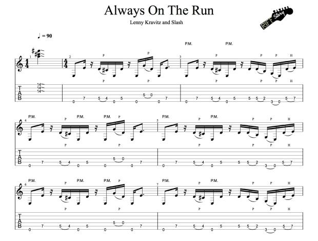 Kravitz Lenny - Always on the Run-1.jpg