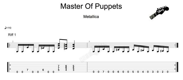 Metallica - Master of Puppets (Riff 1)-1.jpg