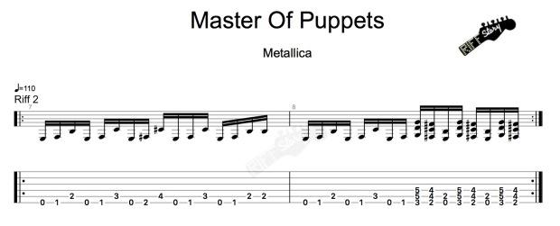 Metallica - Master of Puppets (Riff 2)-1.jpg