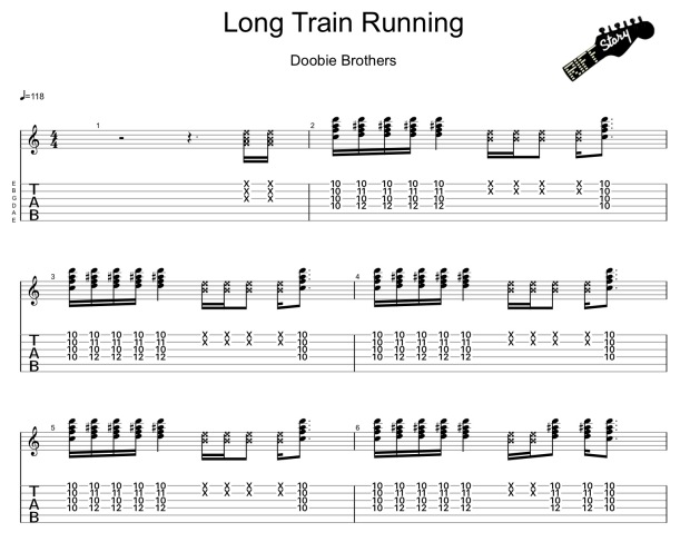 The Doobie Brothers - Long Train Running.jpg