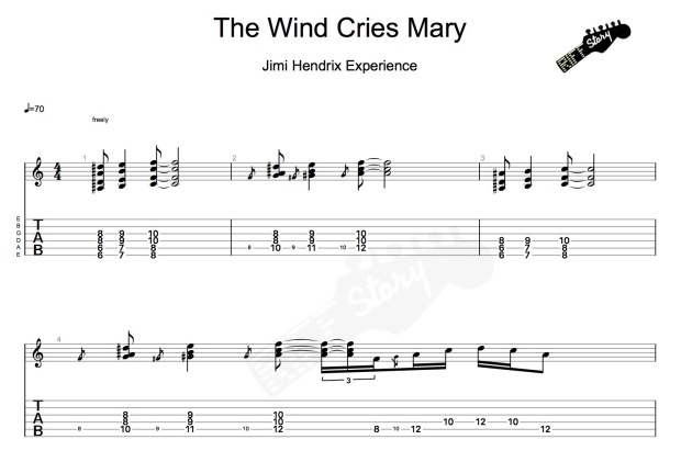 Hendrix, Jimi - The Wind Cries Mary-1.jpg