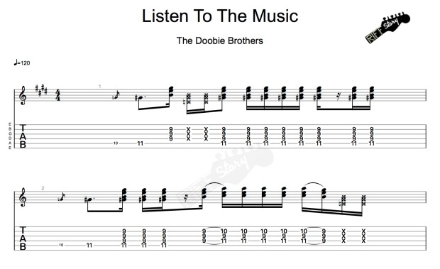 Doobie Brothers (The) - Listen To The Music-1.jpg