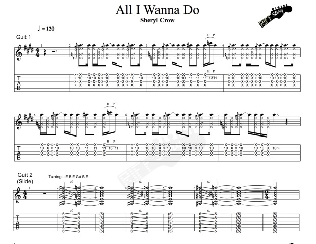 Crow Sheryl - All I wanna do-1.jpg