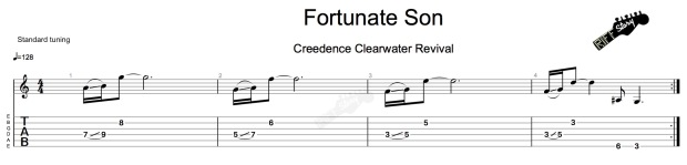 Fortunate Son-1