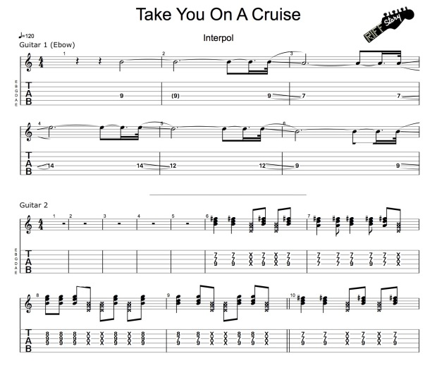 Interpol - Take You On A Cruise-1