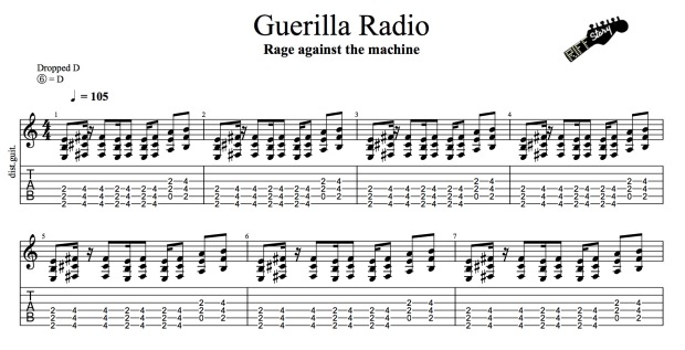 Rage Against The Machine - Guerilla Radio (2)-1