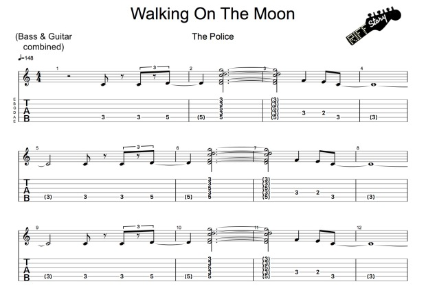Walking On The Moon-2