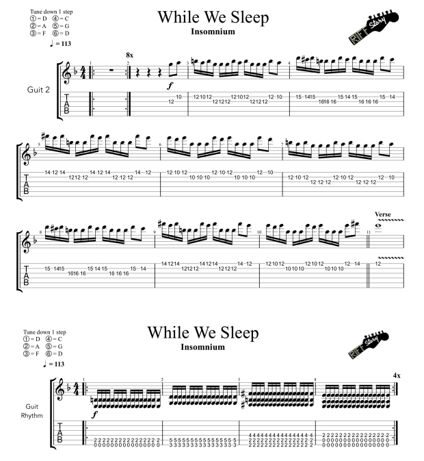 Insomnium - While We Sleep - Guit 2 & Rhythm.jpg